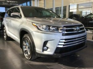2018 Toyota Highlander LIMITED, HEATED/COOLED SEATS, SUNROOF