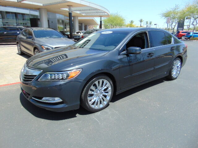 Imagen 1 de Acura: Other RLX gray