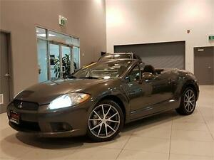 2012 Mitsubishi Eclipse GS-AUTOMATIC-CONVERTIBLE