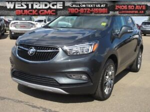 2018 Buick Encore CX. Text 780-872-4598 for more information!