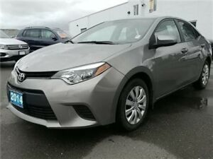 2014 Toyota Corolla LE Auto and Power Group