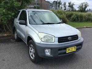 Toyota Rav4 2001 2 door Edge - Located at Macksville on the NSW mid-North Coast in between Port Macq