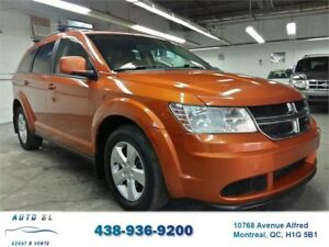 ***2011 DODGE JOURNEY SE***CANADA VALUE PKG/4 CYLINDRES/PROPRE