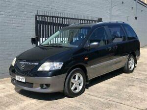 2002 Mazda MPV LW10J2 Black 5 Speed Automatic Wagon Auburn Auburn Area Preview