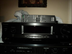 just like new sony receiver