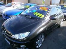 04 Peugeot 206 TGI Hatchback***FREE 12 MONTHS WARRANTY*** Bayswater Bayswater Area Preview