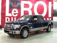 Ford F150 KING RANCH ECOBOOST 4X4 2011