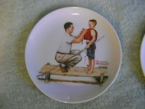 2 Rockwell collector plates