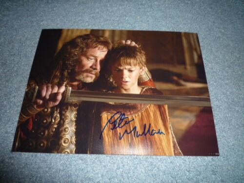 PETER MULLAN signed Autogramm In Person  20x25 cm DIE LETZTE LEGION