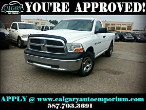2012 Dodge Ram 1500 $99 DOWN EVERYONE APPROVED
