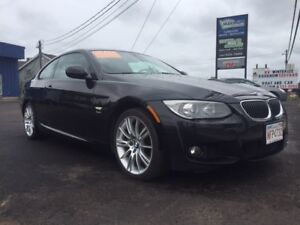 2013 BMW 335ix sport coupe M series sport kit