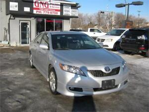 2009 TOYOTA CAMRY LE LEATHER SUNROOF HEATED SEATS(CLEAN TITLE)