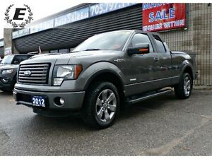 2012 Ford F-150 FX4 ECOBOOST | WITH HEATED LEATHER SEATS