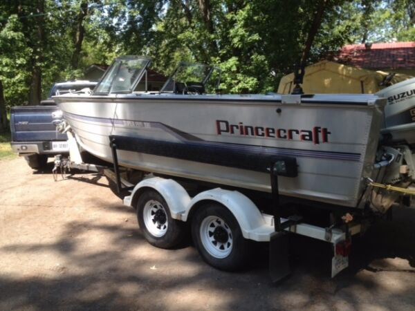 Used 1988 Princecraft Proserie 196