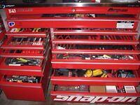 Snap-On box and tools