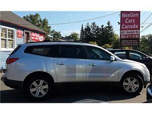 2010 Chevrolet Traverse 7  Passanger Buy with Easy Car Loan