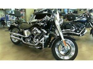 Used Motorcycle, Harley Davidson Fat Boy Low With Upgrades!!