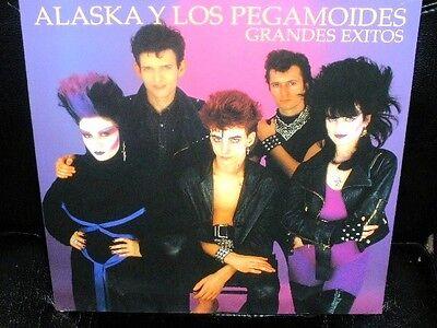 LP ALASKA y LOS PEGAMOIDES grandes exitos RSD SPAIN 2014 NUEVO LTD...