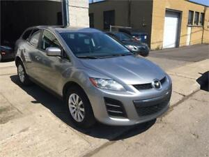2010 MAZDA CX7***LUXURY PACKAGE+CUIR+TOIT+BLUETOOTH+5900$***