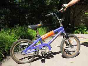 Blue Mega Force kids bike London Ontario image 2
