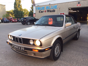 1991 BMW 318I  Convertible - ONLY- $6499