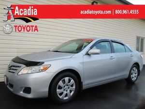 2010 Toyota Camry LE with Convenience Pkg! Power Driver Seat!
