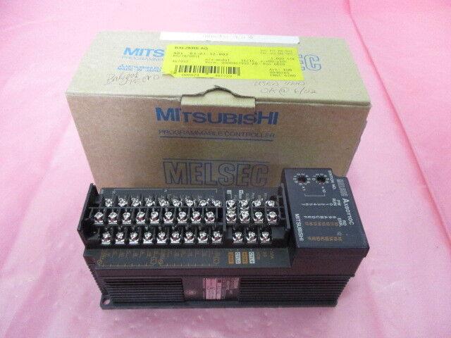 Mitsubishi AX80Y10C MELSEC Input/Output Unit, PLC, 424453