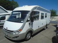 Burstner Aviano i684 40 Multijet 57reg MANUAL 2007/57