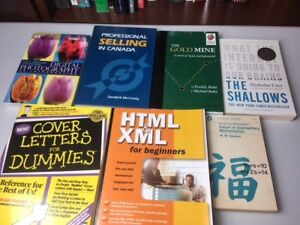 Business Type Books (Lot 10)