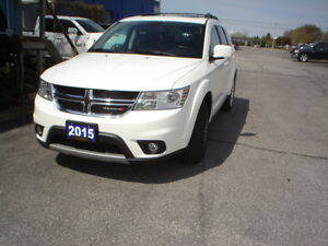 2015 Dodge Journey SXT DVD NAV 7PASS SUV, Crossover