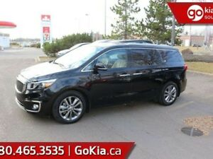 2016 Kia Sedona SXL; FULLY LOADED, SUPER LOW KMS, KEYLESS ENTRY,