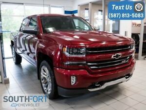 2018 Chevrolet Silverado 1500 LTZ CREW|SUNROOF|NAV|FULLY LOADED