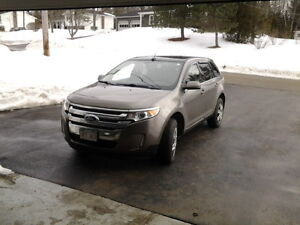 2013 Ford Edge Limited SUV, Crossover