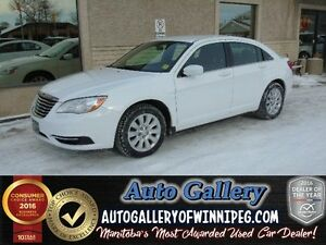 2012 Chrysler 200 LX *Super Low Price!