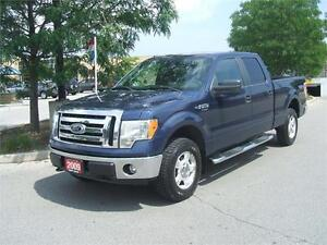2009 Ford F-150 XLT / SUPER CREW / 4X4 / 6.5 FT BED