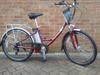 Electric Bike IZIP LOW STEP FRAME Ladies Or Gents