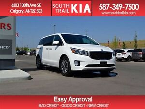 2016 Kia Sedona SX BLUE TOOTH ALLOY WHEELS