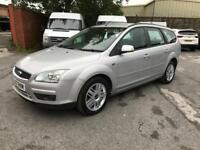 2007 Ford Focus 2.0 Ghia 5 dr Estate - F.S.H