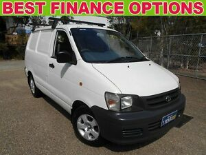 2003 Toyota Townace KR42R SBV White 5 Speed Manual Van Underwood Logan Area Preview