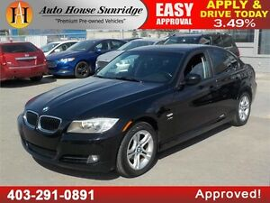 2011 BMW 328i xDRIVE ALL WHEEL DRIVE LEATHER HEATED SEATS