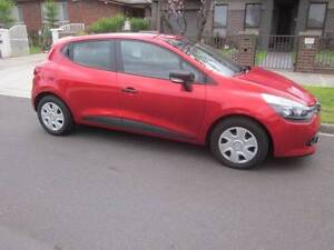 2014 Renault Clio Hatchback one owner as new with low kilometers Airport West Moonee Valley Preview