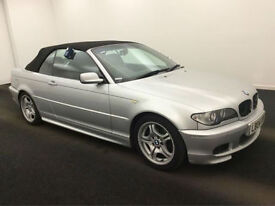 BMW 318 2.0 2004MY Ci Sport CONVERTIBLE WITH ONLY 53K MILES