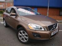 10 VOLVO XC60 D SE LUX DIESEL AUTO *HEATED LEATHER*SENSORS*CRUISE*