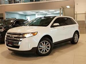 2013 Ford Edge SEL-NAVIGATION-LEATHER-PANO ROOF-BACK UP CAMERA