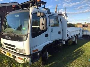 Isuzu Tipper FRR500 Wollongong Wollongong Area Preview