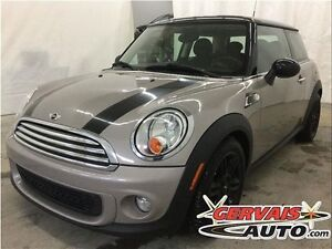 MINI Cooper Baker Street Toit Panoramique Cuir MAGS 2013
