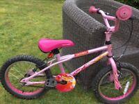 Girls Roxie Apollo Bicycle