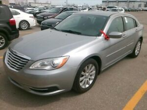 2014 Chrysler 200 LX - 2.4L - Automatic - Bluetooth - Alloy whee