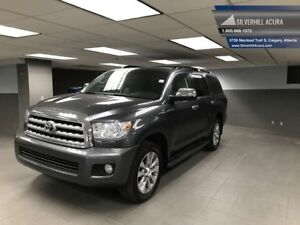 2011 Toyota Sequoia Limited 4WD *7 Seats, 2 SET TIRES WITH RIMS*
