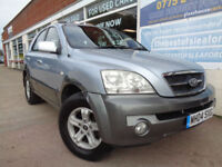 Kia Sorento 2.5CRDi auto XS Cheap 4x4 p/x to clear.
